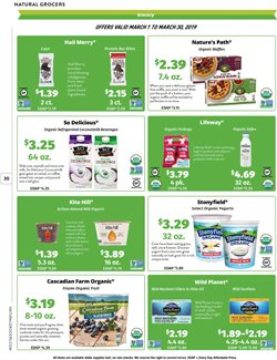 Frozen deals in the Natural Grocers weekly ad in Kansas City MO