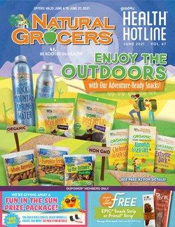 Grocery & Drug deals in the Natural Grocers catalog ( 4 days left)