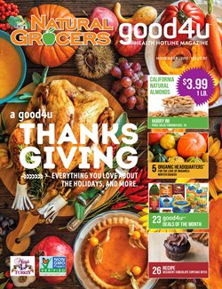 Natural Grocers deals in the Tulsa OK weekly ad