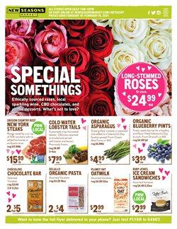 New Seasons Market catalogue ( Expired )