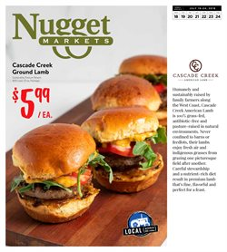 Nugget Markets deals in the West Sacramento CA weekly ad