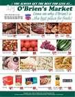 Obriens Market catalogue ( 1 day ago )