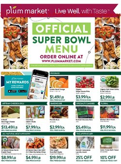 Plum Market deals in the Chicago IL weekly ad