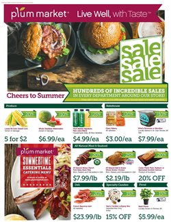 Plum Market deals in the Livonia MI weekly ad