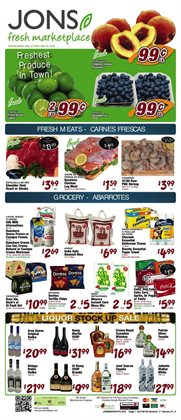 Chips deals in the Jons International weekly ad in Van Nuys CA