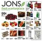 Jons International catalogue ( 2 days ago )