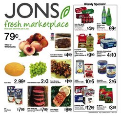 Grocery & Drug deals in the Jons International catalog ( 3 days left)