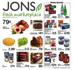 Grocery & Drug deals in the Jons International catalog ( Expires tomorrow)