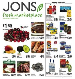 Grocery & Drug deals in the Jons International catalog ( Expires today)