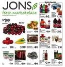 Jons International catalogue ( Published today )