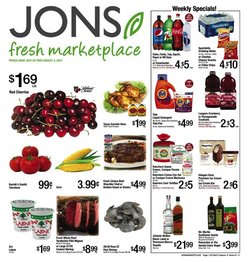 Grocery & Drug deals in the Jons International catalog ( 5 days left)