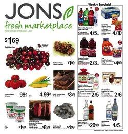 Grocery & Drug deals in the Jons International catalog ( 2 days left)