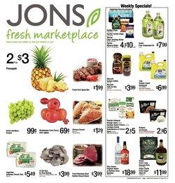 Jons International deals in the Jons International catalog ( 3 days left)