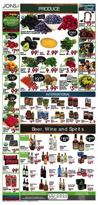Oil deals in the Jons International weekly ad in Los Angeles CA