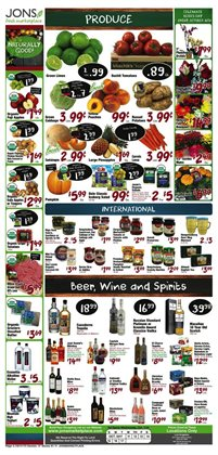 Plants deals in the Jons International weekly ad in Los Angeles CA