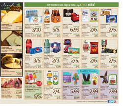 Barbecue deals in the Kings Food Markets weekly ad in New York