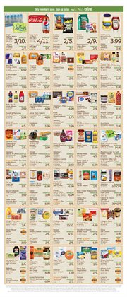 Cheerios deals in the Kings Food Markets weekly ad in New York