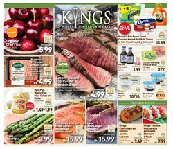 Top deals in the Kings Food Markets weekly ad in New York