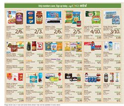 Coffee deals in the Kings Food Markets weekly ad in New York