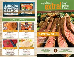 Tyson deals in the Kings Food Markets weekly ad in New York