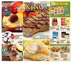 Grill deals in the Kings Food Markets weekly ad in New York