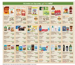 Nabisco deals in the Kings Food Markets weekly ad in New York