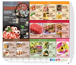 Balls deals in the Kings Food Markets weekly ad in New York