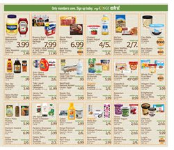Tide deals in the Kings Food Markets weekly ad in New York