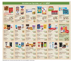 Gatorade deals in the Kings Food Markets weekly ad in New York