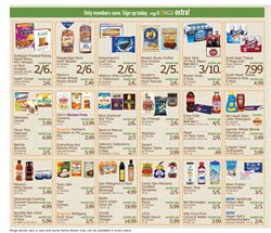 Bumble Bee deals in the Kings Food Markets weekly ad in New York