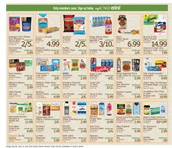 Detergent deals in the Kings Food Markets weekly ad in New York