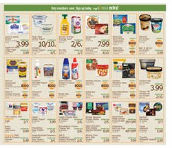 Pizza deals in the Kings Food Markets weekly ad in New York