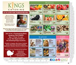 Soup deals in the Kings Food Markets weekly ad in New York