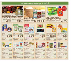 Toothpaste deals in the Kings Food Markets weekly ad in New York