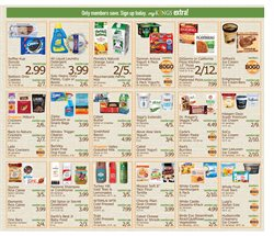 Cleaners deals in the Kings Food Markets weekly ad in New York