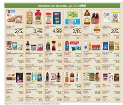 Pepsi deals in the Kings Food Markets weekly ad in New York