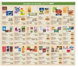 Deodorant deals in the Kings Food Markets weekly ad in New York