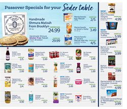 Ring deals in the Kings Food Markets weekly ad in New York