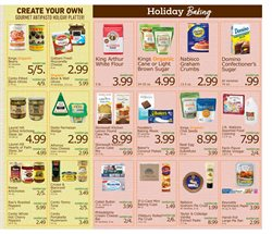 Pillsbury deals in the Kings Food Markets weekly ad in New York