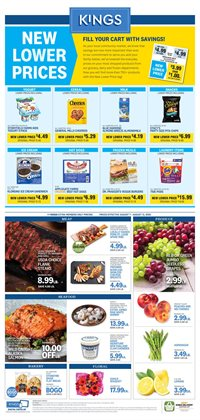 Kings Food Markets catalogue in Chatham NJ ( 1 day ago )