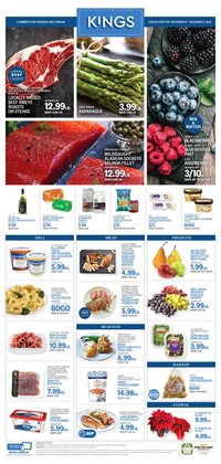 Kings Food Markets catalogue ( Expires tomorrow )