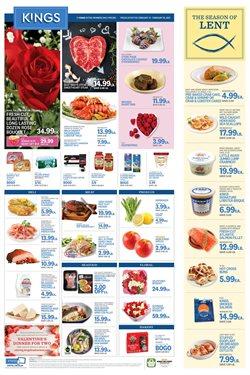 Kings Food Markets catalogue ( Expired )