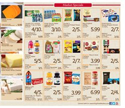 Oreo deals in the Kings Food Markets weekly ad in New York