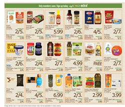 Soap deals in the Kings Food Markets weekly ad in New York