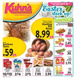 Kuhn's Market catalogue ( Expires tomorrow )