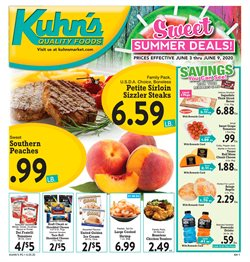 Kuhn's Market catalogue in Aliquippa PA ( 2 days ago )