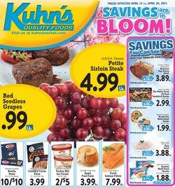 Kuhn's Market catalogue ( 2 days ago )