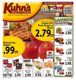 Kuhn's Market catalog ( 4 days left)