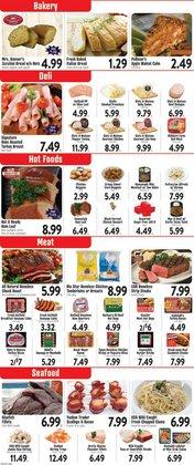 Landis Supermarkets deals in the Landis Supermarkets catalog ( 11 days left)