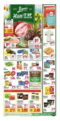 Lowes Foods catalogue ( 1 day ago )